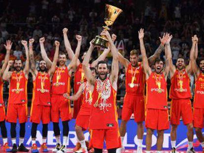 La selección se proclama campeona del mundo por segunda vez en su historia tras domar con autoridad a Argentina en la final (75-95)