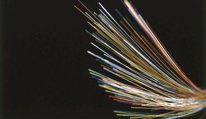 La fibra óptica ha ganado 1,8 millones de líneas en 2016.