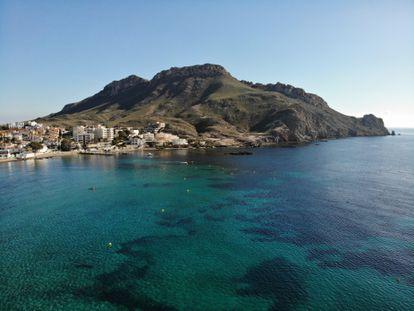 Panorámica de Cabo Cope, en Murcia.