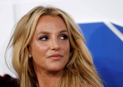 Britney Spears, en unos premios de la MTV en Nueva York, en agosto de 2016.