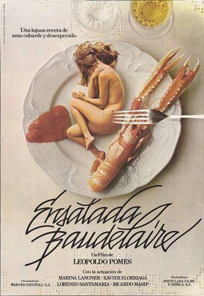 En 1978, Leopoldo Pomés, Román Gubern y Óscar Tusquets crearon 'Ensalada Baudelaire', una especie de 'Funny games' con un triple final que resumía su iconoclasta y divina actitud.