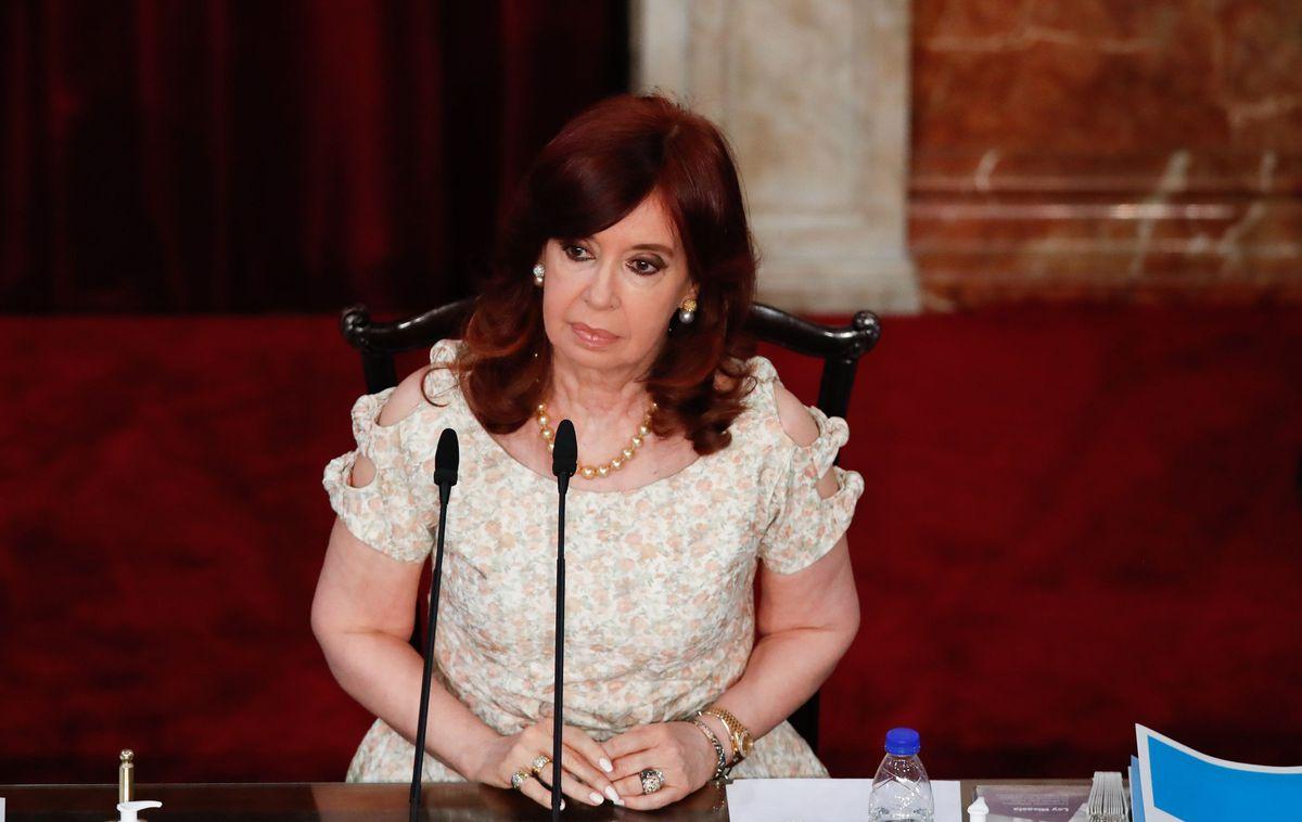 Cristina Kirchner lanza un feroz alegato contra los jueces argentinos |  Internacional | EL PAÍS
