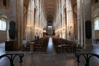 Basílica cluniacense de Saint-Sernin.