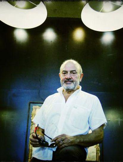 El actor Jesús Bonilla.