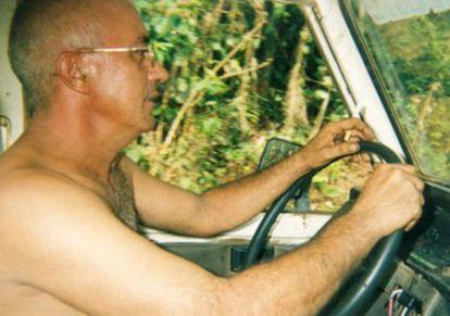 Germán Bustillo, español de 57 años, lleva 20 trabajando en el país africano. Los médicos le han diagnosticado uan semana de vida y no tiene dinero para volver a morir a casa