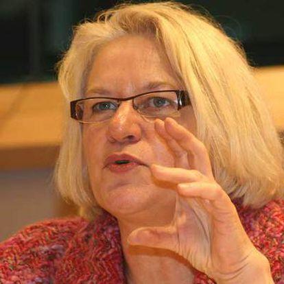Ieke van den Burg.