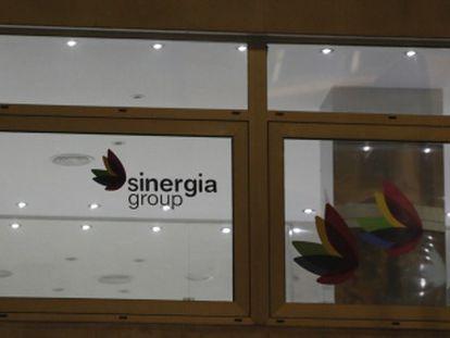 Oficinas en Madrid de Sinergia Empresarial.
