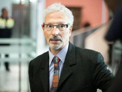 Santiago Vidal, en una imagen de archivo. En vídeo, sus polémicas declaraciones durante una conferencia.