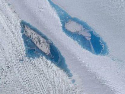 Un fenómeno similar está detrás del deshielo sin precedentes de Groenlandia