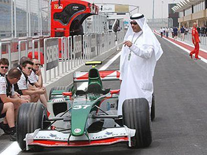 GP de Fórmula 1en Bahrein