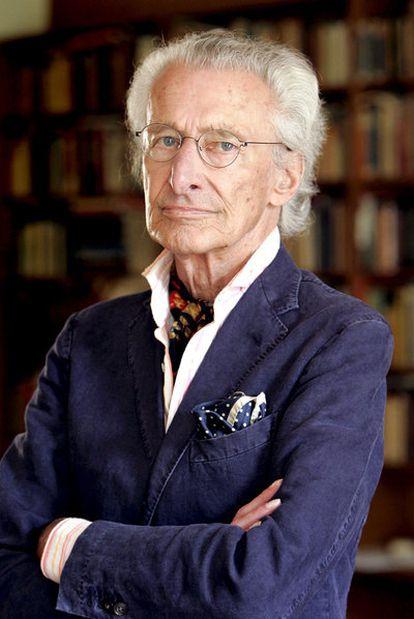 Harry Mulisch, en 2007.