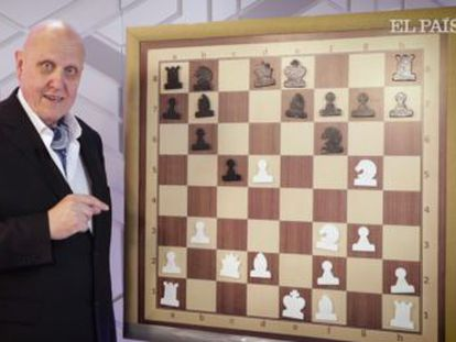 Unos meses antes de ser campeón del mundo, el búlgaro firma una obra maestra del ataque