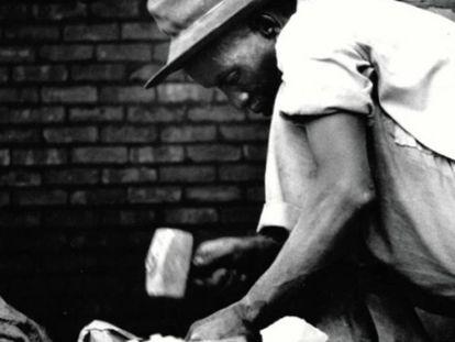 Una imagen de la Sudáfrica de los años sesenta.