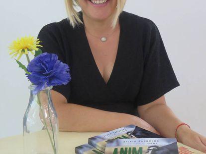 Silvia Barquero, presidenta del Partido Animalista (PACMA).