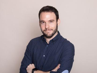 David García Azorín, vocal de la Sociedad Española de Neurología.