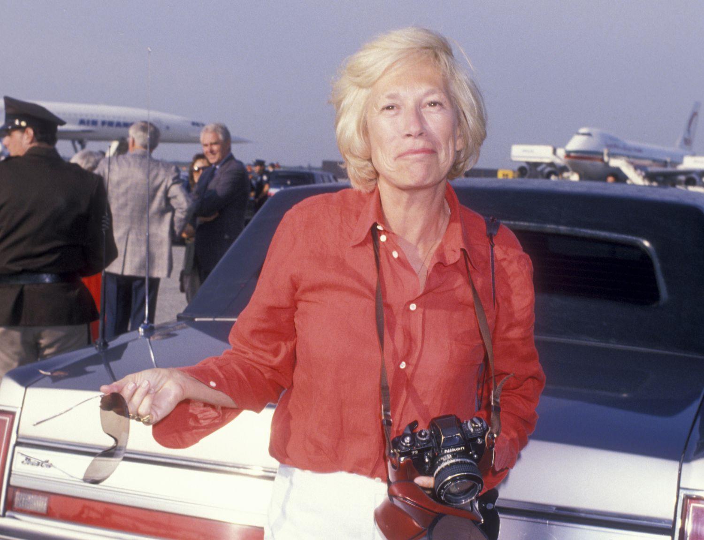 Iris Love, en 1989.