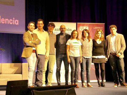 El colectivo AEMUS en el Valencia digital Summit.
