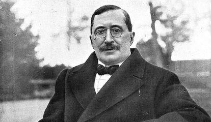 Mariano de Cavia, periodista español especializado en la crítica taurina.