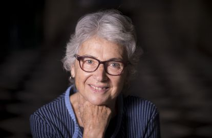 Muriel Casals, en 2014.