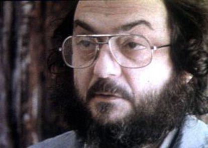 El director Stanley Kubrick