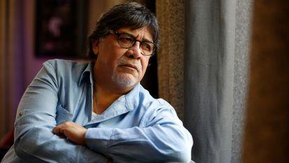 El escritor Luis Sepúlveda.