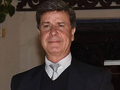 Cayetano Martínez de Irujo. el 15 de noviembre en una entrega de premios en Sevilla.