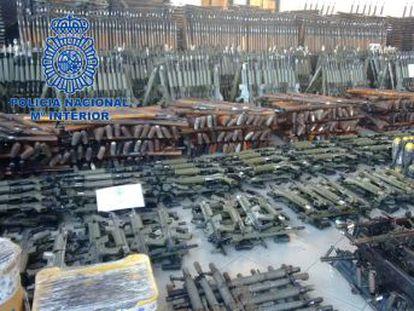 El seguimiento de los artefactos empleados por un terrorista en un atentado en Bruselas en 2014 llevó a la policía al depósito