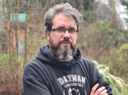 Eliot Higgins, fundador del medio digital 'Bellingcat'.