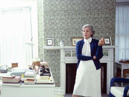 Mary MacCarthy, en 1980.