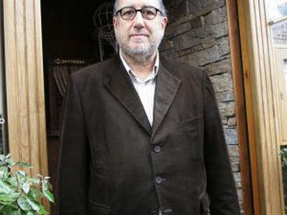 Gerardo Pombo, en una foto tomada en octubre de 2011