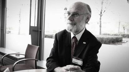 David Snelling, director del programa de Inteligencia Artificial en Fujitsu