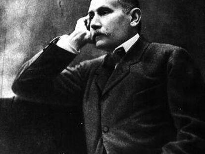 Benito Pérez Galdós en una imagen sin fechar.