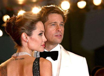 Brad Pitt y Angelina Jolie, <i>Brangelina</i>, son el prototipo de famosos convertidos en marca, tanto por separado como en pareja.