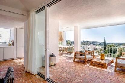 Los ladrillos de Todobaro ahora acaban en los restaurantes de moda de toda España, además de en apartamentos o villas de lujo de la Costa del Sol.