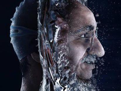 """Academia de natación Gladiadores. """"Nadar hace que te sientas mejor"""". Agencia Heads Propaganda, Brasil."""
