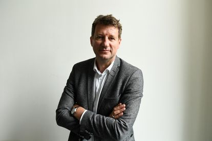 Yannick Jadot, líder verde francés.