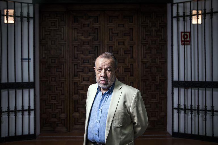 Francisco Fernandez Marugán, Defensor del Pueblo, en una imagen de julio de 2019.