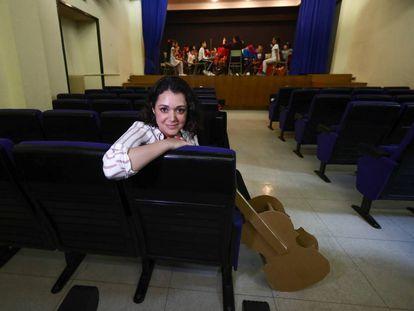 María Guerrero, presidenta de la Fundación Acción Social por la Música
