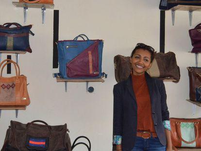 Abai Schulze y su apuesta por la marca Etiopía