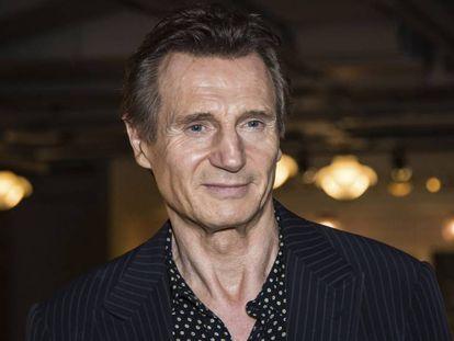 Liam Neeson, en un estreno en Londres en septiembre de 2016.