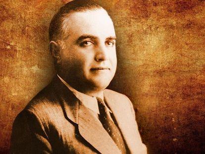 El terrateniente argentino Juan Feliciano Manubens Calvet, fallecido en 1981.