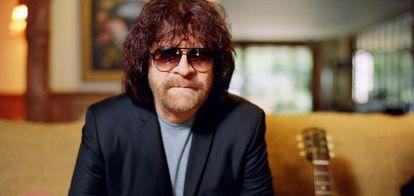 El músico y productor británico Jeff Lynne, alma de Electric Light Orchestra.