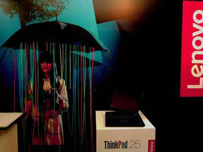 Lenovo celebra el 25 aniversario de su portátil ThinkPad.