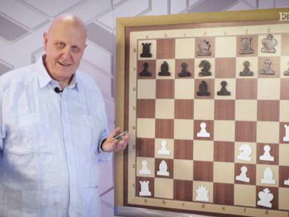 Una gema de Carlsen a los 14 años