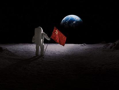Foto promocional de la serie 'Para toda la humanidad'.