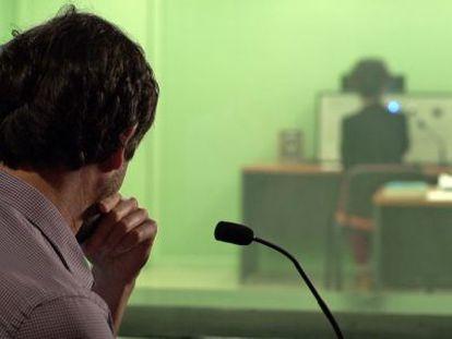 Fotograma de la película 'Shock Room', basada en el trabajo de Milgram.