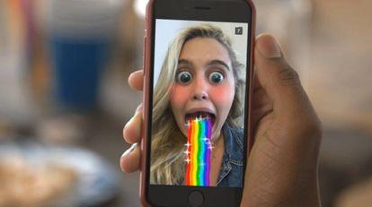 Snapchat encabeza la clasificación de las aplicaciones que devoran los recursos de los dispositivos móviles.