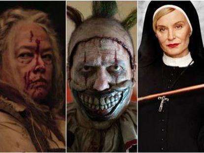 Para celebrar su séptimo año, titulado  Cult , repasamos lo que más nos gustó de la serie de terror de Ryan Murphy