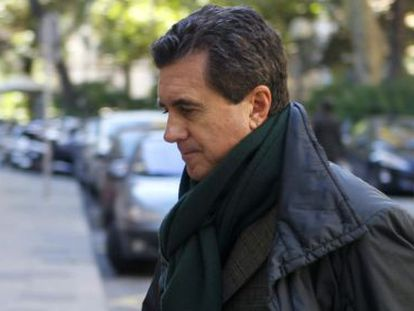 El expresidente balear Jaume Matas.