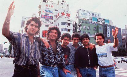 El grupo Gipsy Kings, en una imagen sin datar.